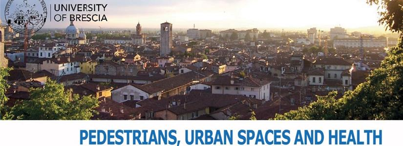 "Brescia. XXVI International Conference ""Living and Walking in Cities"""