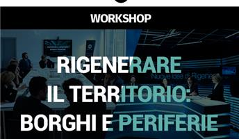 "AUDIS al workshop de Il Quotidiano Immobiliare ""Rigenerare il territorio: borghi e periferie"""