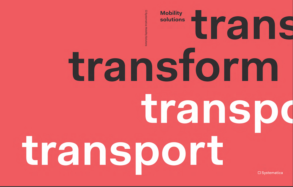 """Transform Transport"" – Mobility solutions"